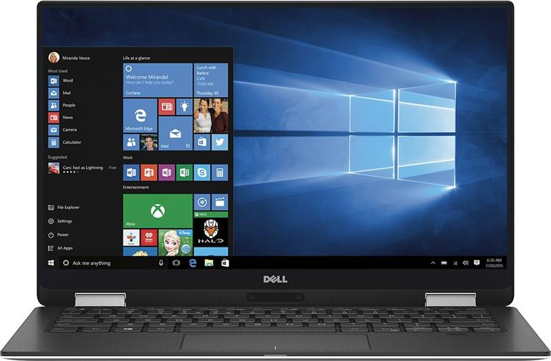 Dell XPS 13 9365 2-in-1 13.3″ FHD Touch – Core i7 – 16GB Ram – 512GB SSD – XPS9365-7002SLV-PUS _BB