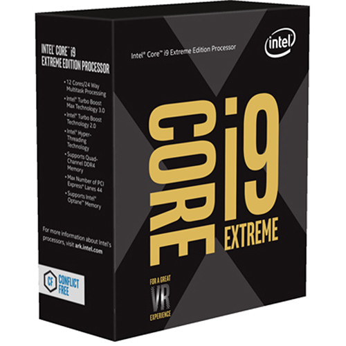 Intel® Core™ i9 _ 7980XE Extreme Edition Processor (24.75M Cache, up to 4.20 GHz) 618S