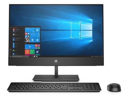 AIO HP ProOne 400 G5 (8GA07PA) | Intel® Core™ i3 _9100T _4GB _256GB SSD PCIe _VGA INTEL _Win 10 _HD (1600 x 900) IPS _0320EL