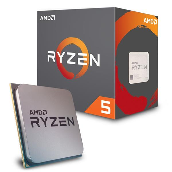 AMD Ryzen™ 5 2600X Processor (3.6GHz, 16MB Cache, up to 4.2GHz) Socket AM4 (618ELS)