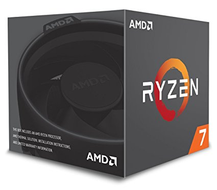 AMD Ryzen™ 7 2700 Processor (3.2GHz, 20MB Cache, up to 4.1GHz) Socket AM4 (618ELS)