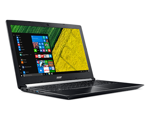 Acer Aspire Nitro A715 71G 52WP Intel® Kaby Lake Core™ i5 _7300HQ _8GB _1TB _GeForce® GTX1050 with 2GB GDDR5 _Full HD IPS _LED KEY _Finger _1117D