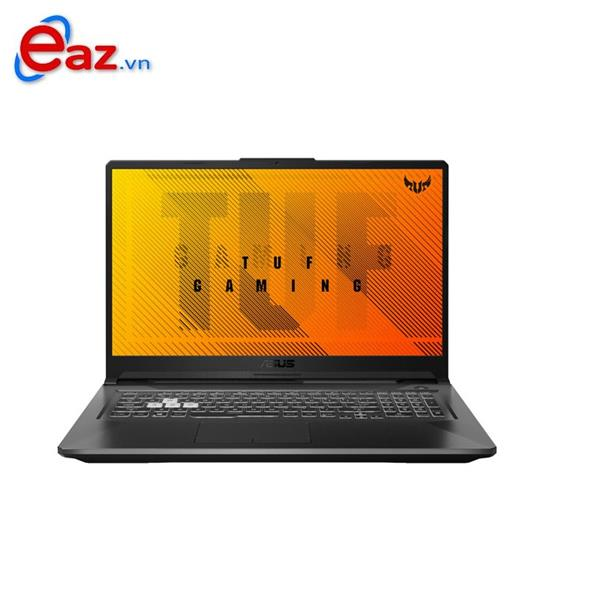 Asus TUF Gaming A17 FA706IU H7133T | AMD Ryzen™ 7 4800H | 8GB | 512GB SSD PCIe | GeForce® GTX1660Ti with 6GB GDDR6 | Win 10 | Full HD IPS 120Hz | LED KEY RGB | 0620F
