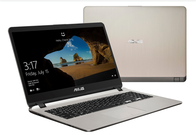 Asus X507UA EJ403T Intel® Core™ i3 _8130U _4GB _1TB _VGA INTEL _Win 10 _Full HD _Finger _1218D