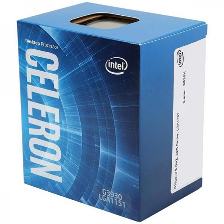 Intel® Celeron® Processor G3930 (2M Cache, 2.90 GHz) 618S