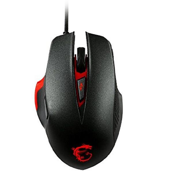 Mouse MSI INTERCEPTOR DS300 ( Laser ) _1118KT