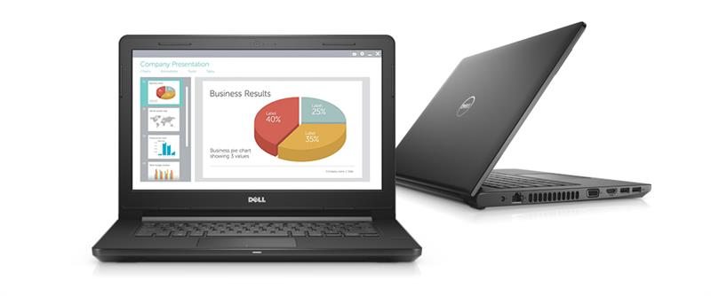 Dell Vostro 3468 (‎70145235) Intel® Skylake Core™ i3 _6006U _4GB _1TB _VGA INTEL _Finger _118F