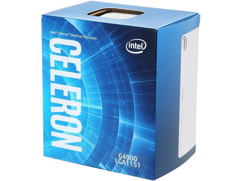 Intel® Celeron® Processor G4900 (2M Cache, 3.10 GHz) 618S