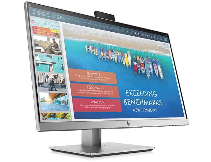 LCD HP EliteDisplay E243d (1TJ76AA) 23.8 inch Full HD (1920 x 1080 @ 60 Hz) IPS with LED Backlight _HDMI _VGA _USB Type C™ _USB Type B _319EL