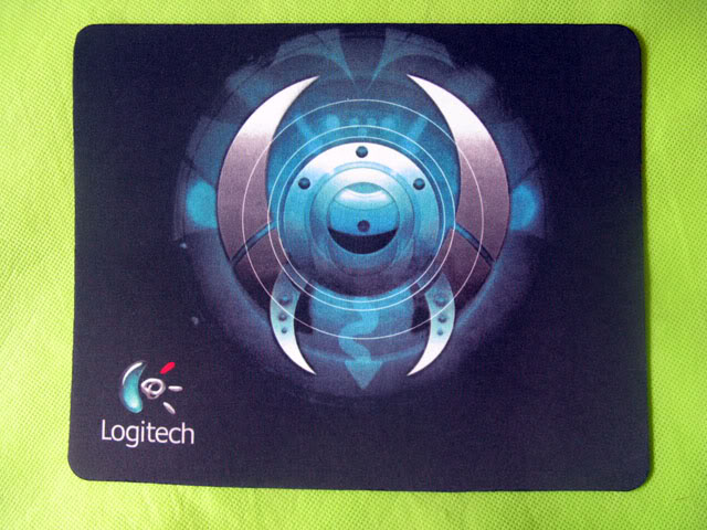 Mouse Pad Logitech Gaming