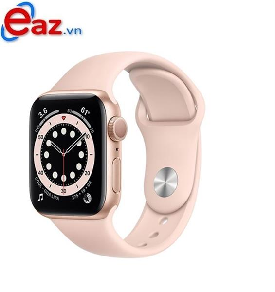 Apple Watch Series 6 GPS 44mm M00E3VN/A Gold Aluminium Case with Pink Sand Sport Band | 1120D