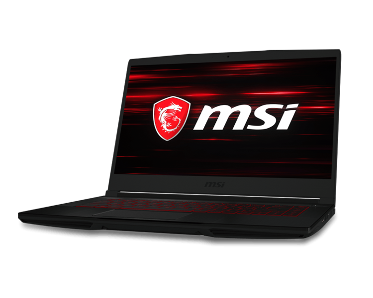 MSI GF63 8RC 243VN/ 482VN Intel® Core™ i5 _8300H _8GB _128GB SSD _1TB _NVIDIA® GeForce® GTX1050 with 4GB GDDR5 _Win 10 _Full HD _LED KEY