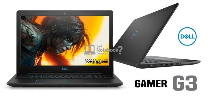 Dell Gaming G3 3579 Core i5 8300H GeForce® GTX1050 Ti 4GB GDDR5 _Ram 8GB _1TB HDD _Full HD IPS _BB