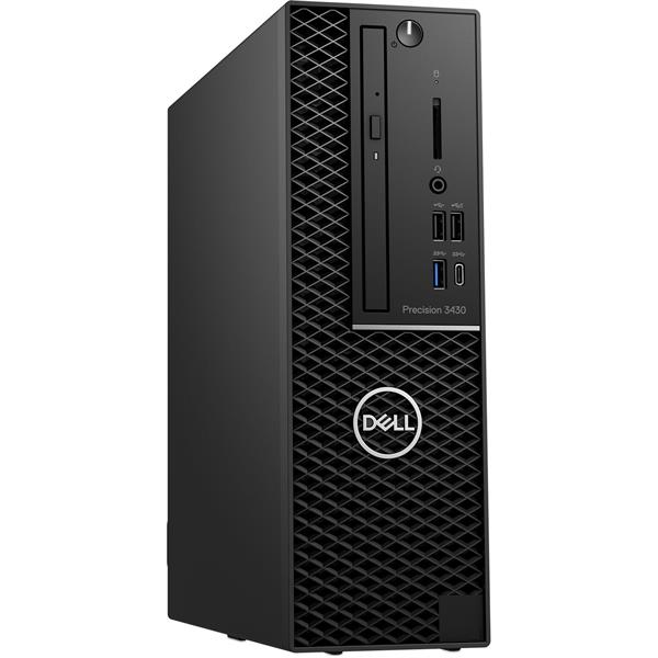 PC Dell Precision 3430 Tower (PDC42PT3430DW01) Intel Xeon E _2174G _8GB _256GB SSD _NVIDIA Quadro P620 2GB GDDR5 _Win 1 Pro _319A