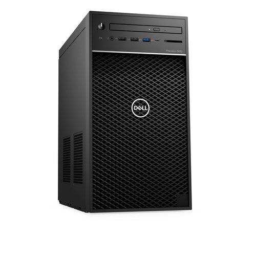 PC Dell Precision Tower 3630 Mini Tower (42PT3630DW01) Intel Xeon E _2174G _8GB _256GB SSD PCIe _1TB _NVIDIA Quadro P2000 5GB _Win 10 Pro _119A