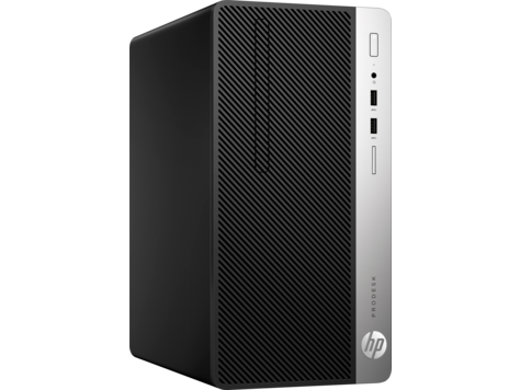 PC HP ProDesk 400 G5 Microtower  (4ST30PA) Intel® Core™ i7 _8700 _8GB _1TB _VGA INTEL _818D