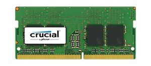 Ram Crucial 4GB DDR4 Bus 2666 SODIMM 1.2V CL17 (CT4G4SFS8266)