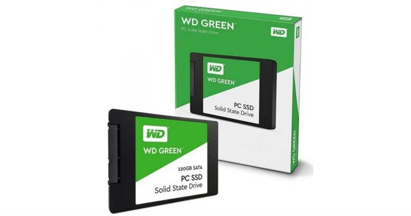 Ổ Cứng SSD WD Green 480GB SATA 2.5 inch (WDS480G2G0A)