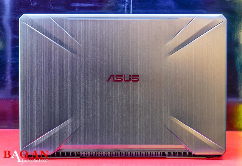 Asus TUF Gaming FX504GM 303 Premium Steel | Intel® Core™ i7 _8750H _8GB _1TB _GeForce® GTX1060 with 6GB GDDR5 _Win 10 _Full HD 120Hz _RED KEY