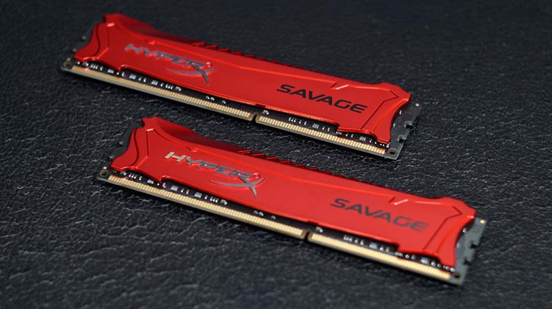 RAM PC Kingston 4GB 1866MHz DDR3 Non-ECC CL9 DIMM XMP HyperX Savage-HX318C9SR/4