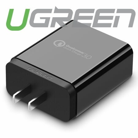 Ugreen QC3.0 Charger CD122 GK