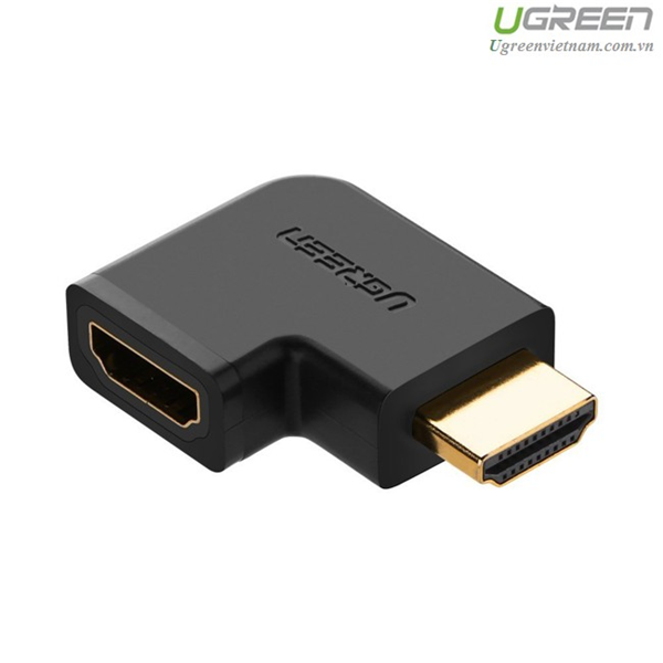 HDMI  90° Male to Female Adapter Ugreen (20109, 20110) GK