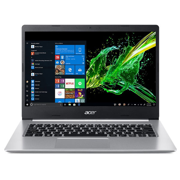 ACER AS A514 52 33AB ( NX.HMHSV.001) | Intel® Core™ i3 _10110U _4GB _256GB SSD PCIe _VGA INTEL _Win 10 _Full HD _LED KEY _1019D
