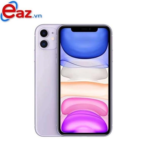 iPhone 11 - Purple (MWM52VN/A) | 6.1 inch IPS (828 x 1792) | 4GB | 128GB | 1120D