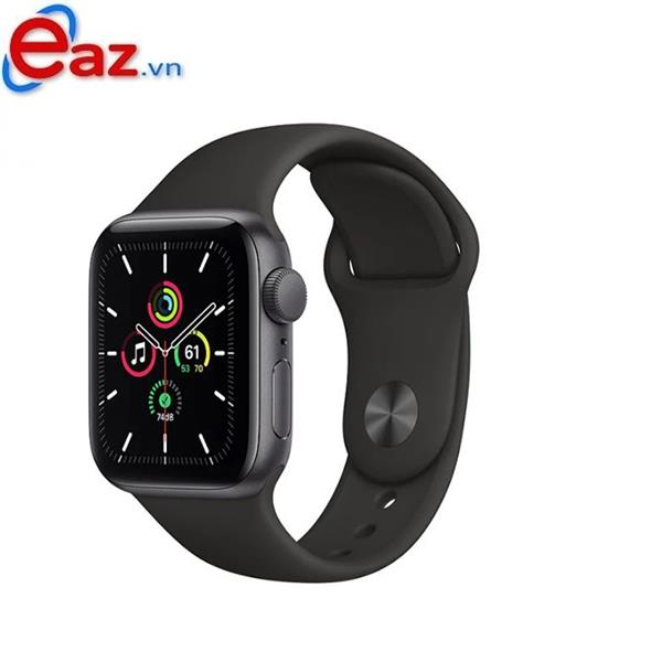 Apple Watch SE GPS 40mm MYDP2VN/A Space Gray Aluminium Case with Black Sport Band | 1120D