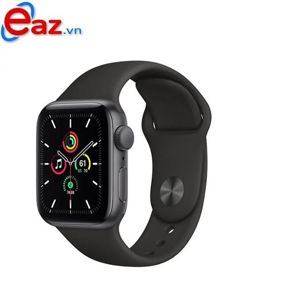 Apple Watch SE GPS 44mm MYDT2VN/A Space Gray Aluminium Case with Black Sport Band | 1120D